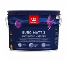 Евро Матт 3 А (9л)
